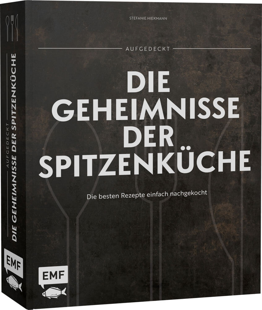 Spitzenküche Kochbuch Hiekmann