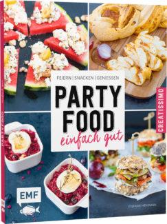 Partyrezepte Kochbuch