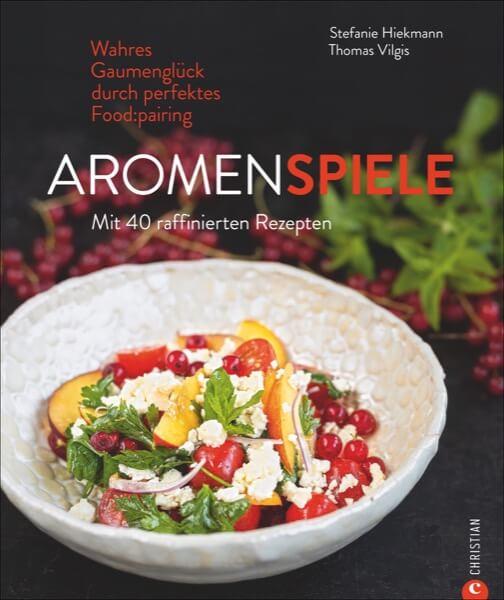 Aromenspiele Kochbuch