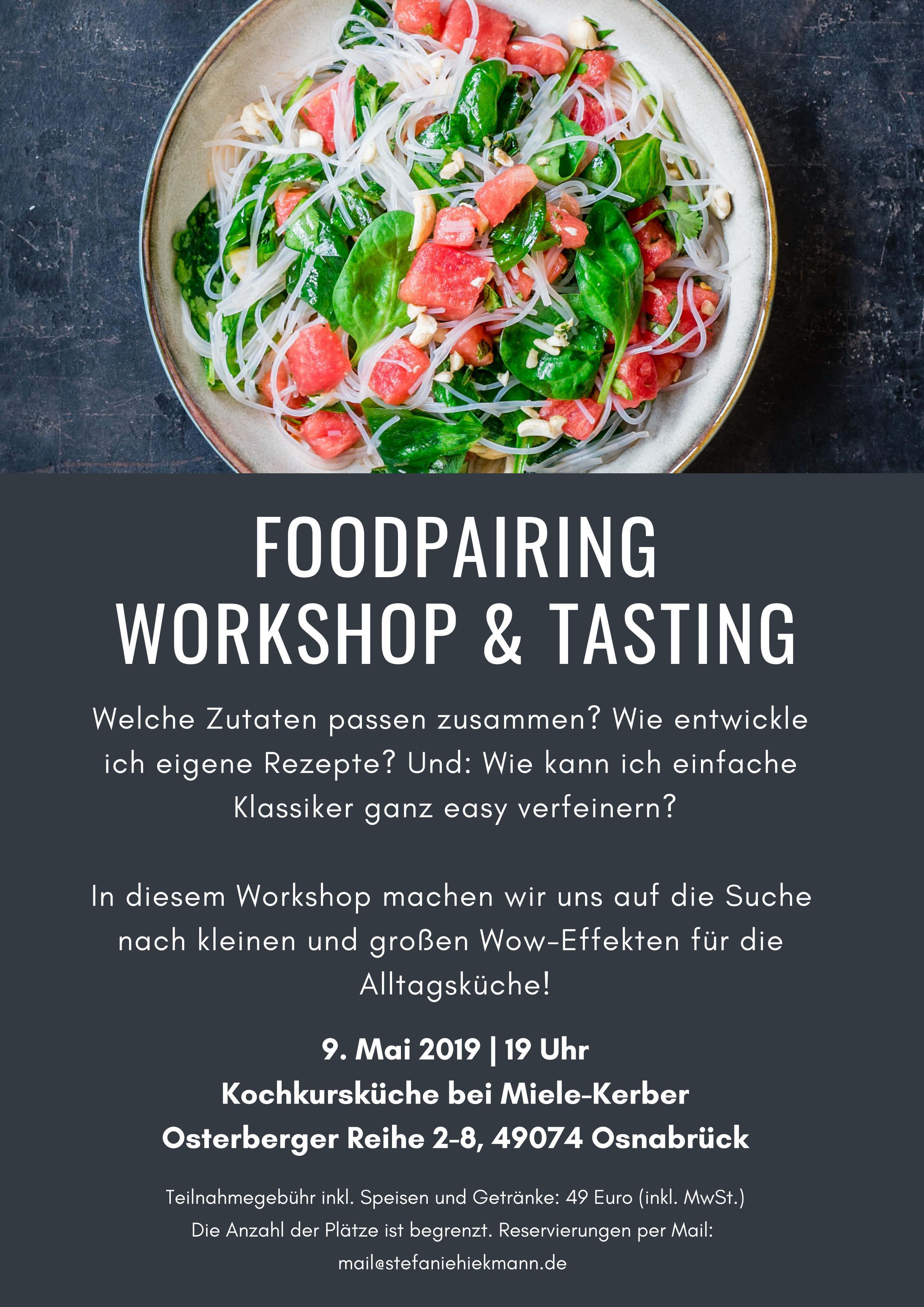 Foodpairing Workshop