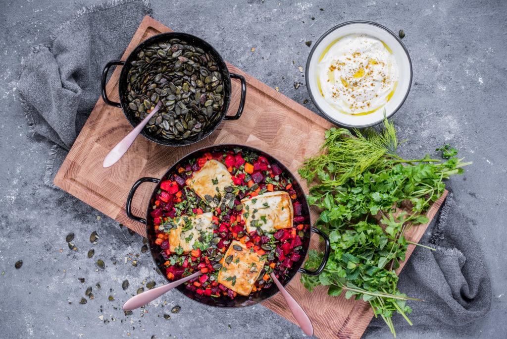 Low Carb Küche vegetarisch